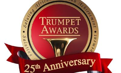 trumpet awards - logo
