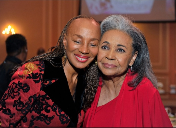 Former Essence Magazine Editor Susan Taylor flew across the country to be with Ms. Nancy Wilson for her 80th birthday party. It was a day of loving tributes.