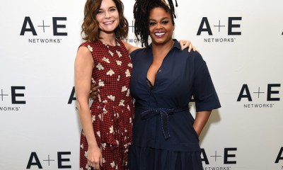 Betsy Brandt and Jill Scott