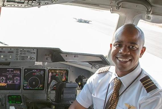 Image result for Jonathan Strickland youngest pilot