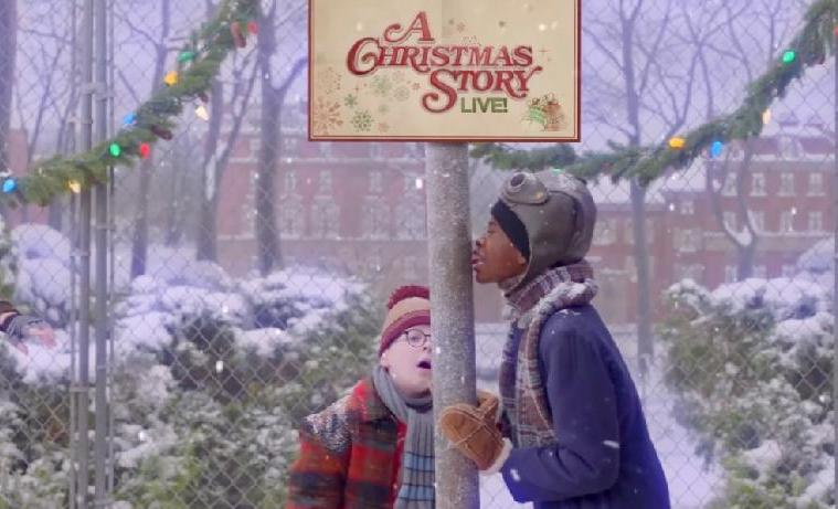 FOX Hosts 'A Christmas Story: Live': Laughs, Leg Lamps & Interviews