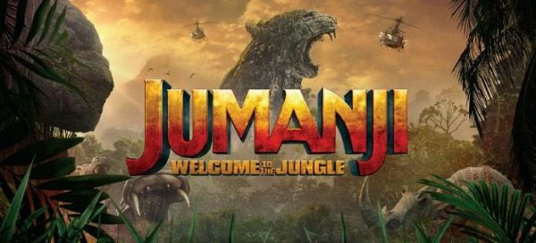 Enter to Win: EUR's 'Jumanji: Welcome to the Jungle' DVD