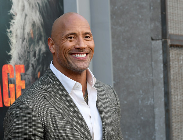 The Rock and His Family Tested Positive for the Coronavirus