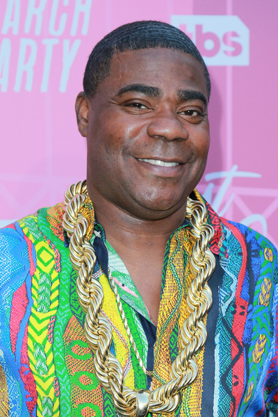 """Actor Tracy Morgan arrives at the TBS' FYC Event For """"The Last O.G."""" And """"Search Party"""" at Steven J. Ross Theatre on the Warner Bros. Lot on April 29, 2018 in Burbank, California."""