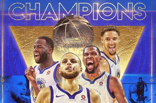 e89ce5c9df2 Golden State Warriors Are NBA Champs 2 Years in A Row!