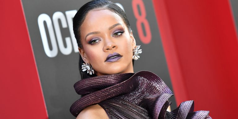 Rihanna Reveals What Her Dream Wedding Gown Would Look Like
