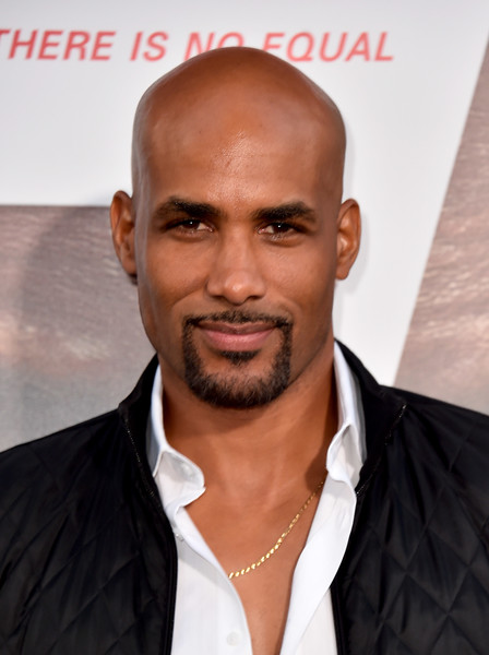 "Boris Kodjoe attends the premiere of Columbia Pictures' ""Equalizer 2"" at the TCL Chinese Theatre on July 17, 2018 in Hollywood, California."