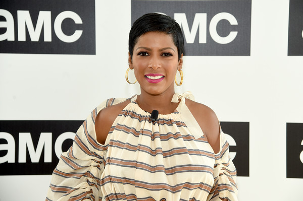 Tamron Hall attends the AMC Summit at Public Hotel on June 20, 2018 in New York City.