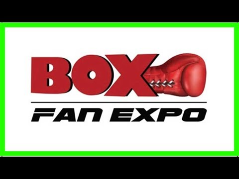 Ringside Update/ Box Fan Expo is Back This Staturday in 'Vegas