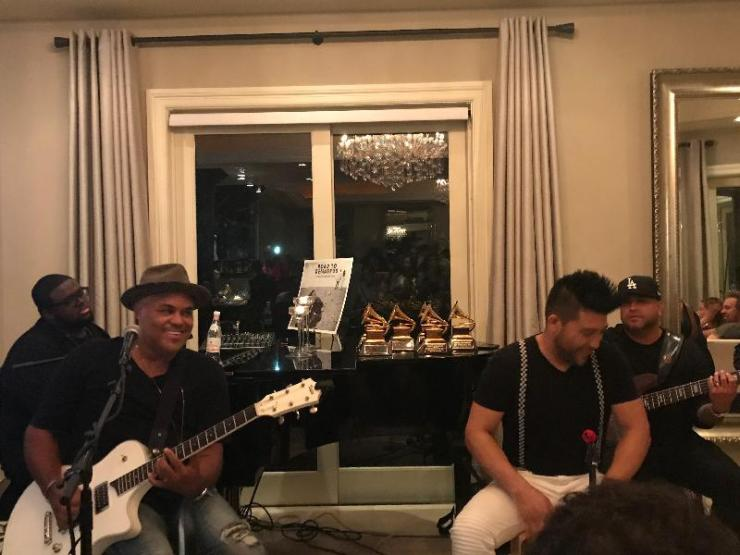 road to demakus - israel houghton & band