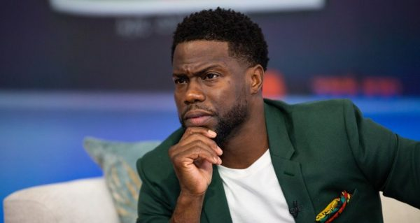 Kevin Hart suffers three spinal fractures from auto crash