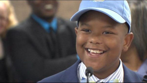 Elijah Preccieley: 12-Yr-Old Child Prodigy Earns Southern