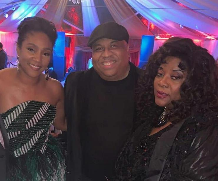 Tiffany Haddish - Don Welch - Loretta Devine