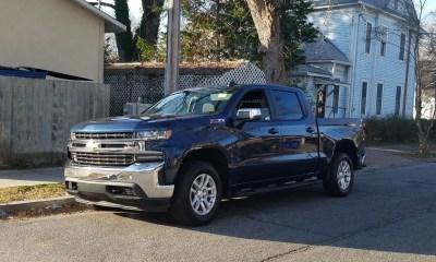 2019 Chevy Silverado (street)