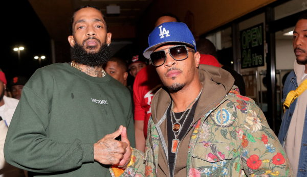 Nipsey Hussle's Famous Pals Buy (Almost) Every Item at His
