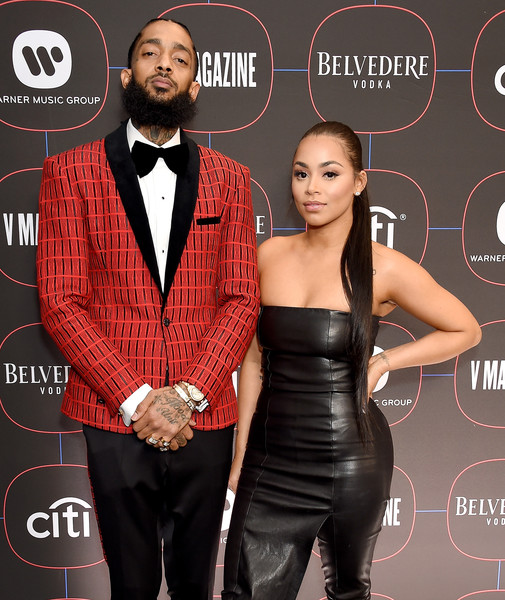 Lauren+London+Nipsey+Hussle+Warner+Music+Group+q2z49V97ONll