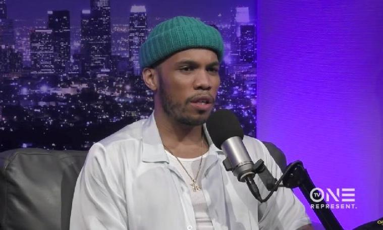Hip Hop Artist and Musician Anderson  Paak Reflects on