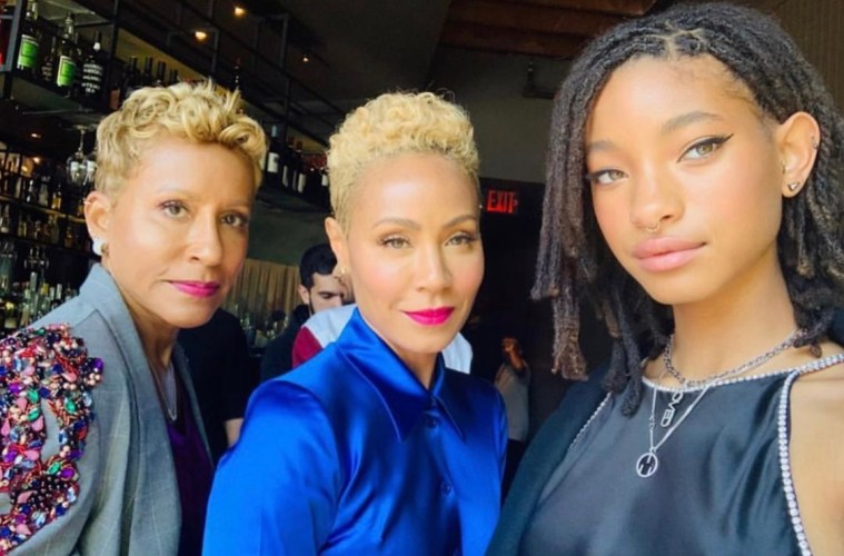 Image result for Jada Pinkett Smith Addresses Ayesha Curry 'Red Table Talk' Backlash