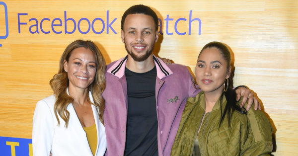 2f04c087af24 First-look at Ayesha Curry s  Red Table Talk  with Jada Pinkett ...