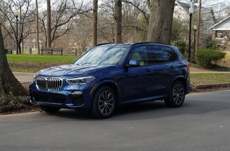 Jeffcars Com S Review 2019 Bmw X5 Awd Eurweb