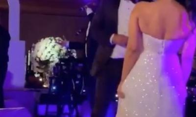 mike & kyra - wedding reception - screenshot