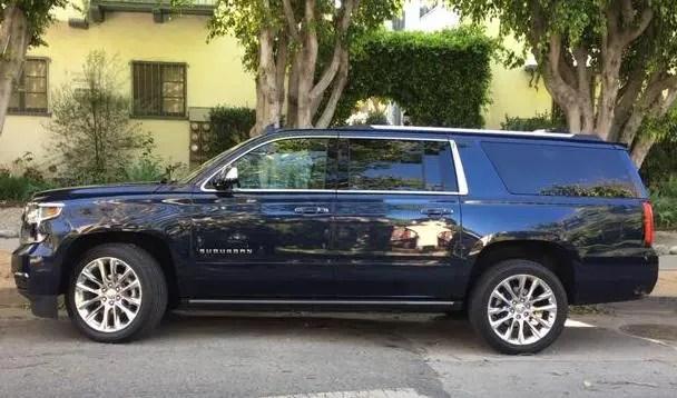 Donloe On Cars The 2019 Chevrolet Suburban 4wd 1 2 Ton Premier