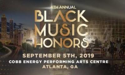bmh - black music honors - poster