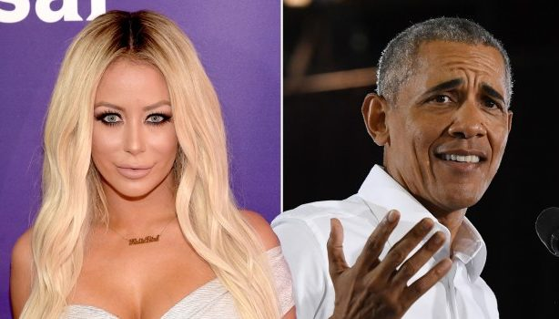 Aubrey O'Day Wants to Be a Mother and Says Her 'Dream Donor' is Barack Obama