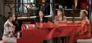 Alicia Keys Red (Piano) Table Talk1