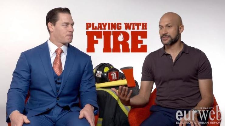 Playing with fire intv - screenshot