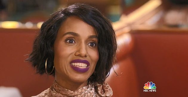 Kerry Washington Only Shares Pics of Her Kids Online with Her Parents and Shrink - Eurweb.com