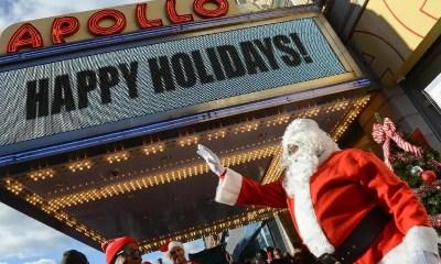 Apollo Theater - Christmas - santa claus