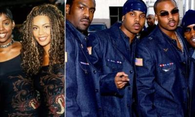 Beyonce - Kelly Rowland & Jagged Edge
