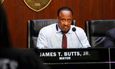 Inglewood Mayor James Butts