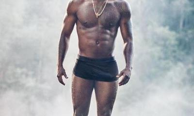 Jason Derulo (anaconda - Instagram)