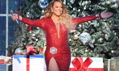 Mariah Carey - christmas - cropped