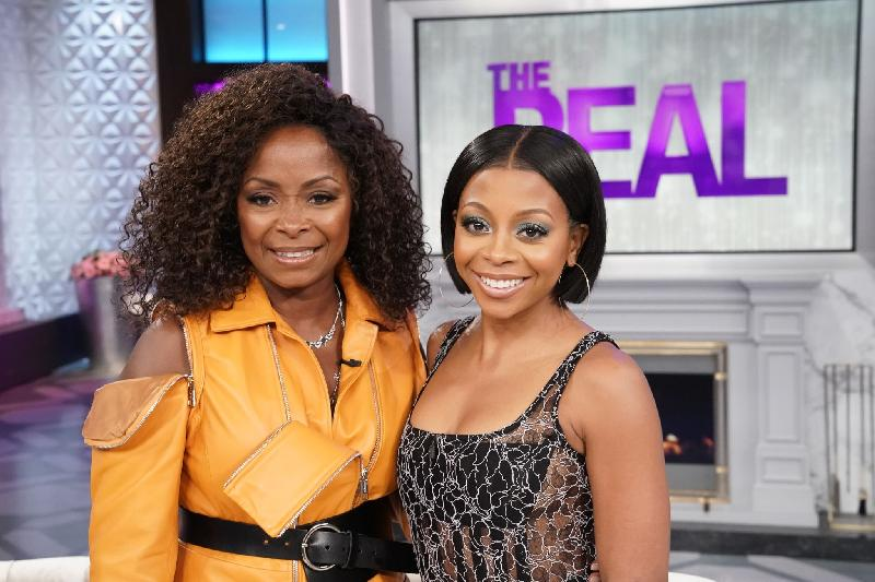 THE REAL Welcomes Crystal Fox and Bresha Webb (Tyler Perry's 'A Fall from Grace') – WATCH