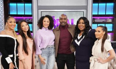 Morris Chestnut - The Real ladies