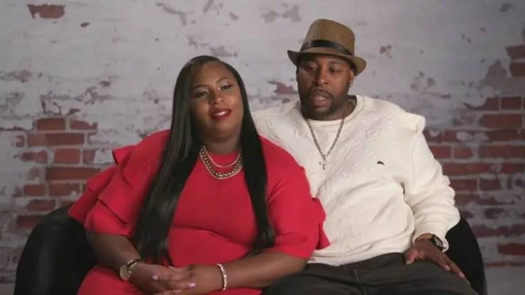 'Life After Lockup' Andrea Edwards and Lamar