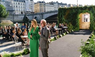 MAKING THE CUT - Heidi and Tim in Paris