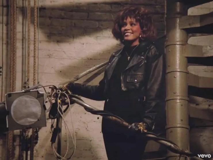Whitney Houston - screenshot
