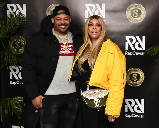 Wendy Williams and William Selby have dinner and generate rumors of romance