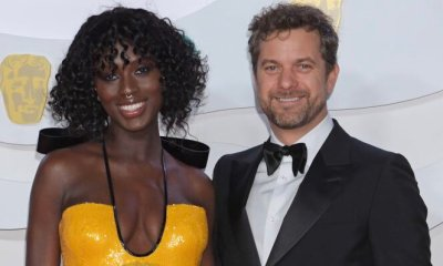 Jodie Turner-Smith and Joshua Jackson