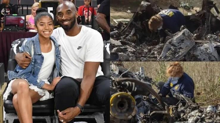Kobe crash