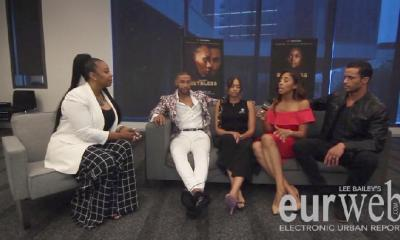 Ruthless cast & Robin Ayers
