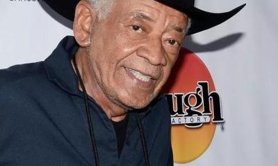 Bill Withers (cowboy hat - getty)