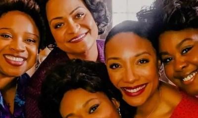 Clark Sisters cast