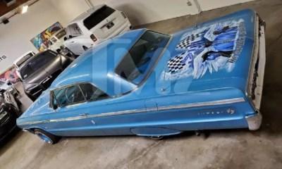 Nipsey Custom Impala