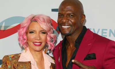 terry crews, wife rebecca