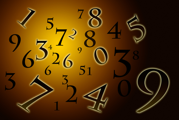 numerology2 - abstract-digital-world-background